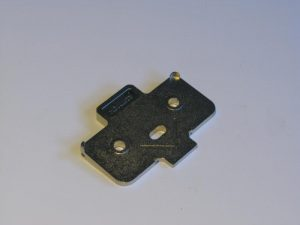 Pana unghi +5gr h=0mm BLUM